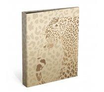 Gyűrűs mappa Leopard Original