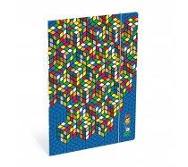 Rubik gumis mappa A/4