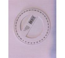 Papír szögmérő